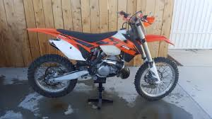 2013 ktm 300 xc motorcycles for sale