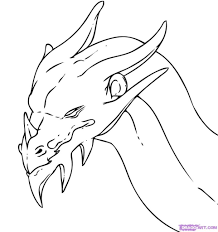 learn how to draw dragons easily online drawing lessons