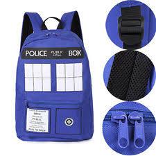 Dr Who Tardis Bookshelf Police Box Ebay