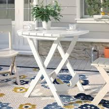 Resin Bistro Chairs Andover Mills Quebec Resin Bistro Table U0026 Reviews Wayfair