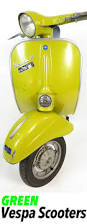 291 best green paint vintage vespa scooters images on pinterest