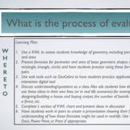 evaluating lesson plans ubd planning ii tutorial sophia learning