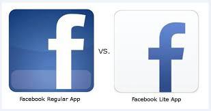 Fb Lite Using The Lite Version Of App Edzee S Net Logs