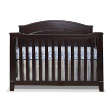 Round Convertible Crib by Sorelle Berkley Round Top Panel Convertible Crib Espresso Toys