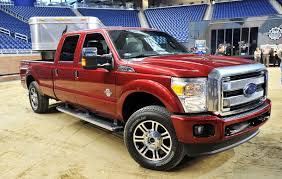 Ford F250 Concept Truck - 2015 ford f 250 super duty king ranch