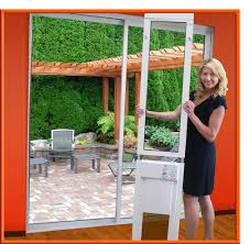 sliding glass door with doggie door px se series power pet fully automatic patio pet doors
