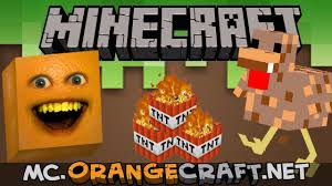 thanksgiving pe games annoying orange plays thanksgiving minecraft tnt youtube