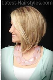 women hairstyles 2015 shorter or sides and longer in back a line edgy bob hairstyle side view bangin bobs pinterest