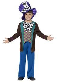 Boy Cat Halloween Costume Alice Wonderland Costumes Kids Halloweencostumes