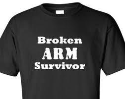 broken arm etsy