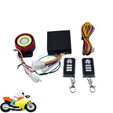 motocross bike security aliexpress com buy scooter motorcycle burglar alarm security