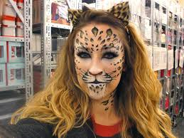 leopard halloween costume gloss ary a beauty blog leopard costume