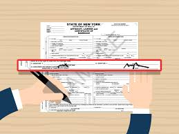 Power Of Attorney New York State by How To Apply For A Marriage License In New York 12 Steps