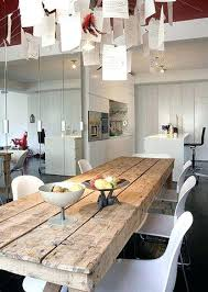 long narrow rustic dining table dining table in rustic style paired with white chairs l on narrow