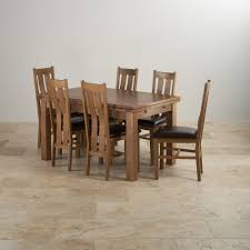 oak dining room tables and chairs oak dining sets oak dining