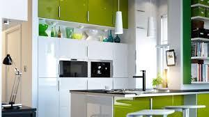 cuisine verte et blanche exemple cuisine verte et blanche