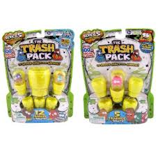 buy trash pack series 5 combo pack 17 trashies 10 toilets 1