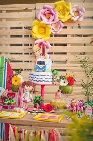 Tropical Theme Birthday Cake - kara u0027s party ideas tropical surf themed birthday party kara u0027s
