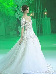 Designer Wedding Dresses Gowns 4 Best Modern Wedding Gown Designs By Pinoys Showcased At Marriott