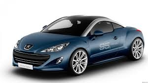 peugeot ex1 peugeot rcz magnetic edition announced