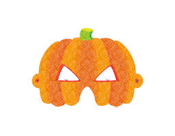 pumpkin mask pumpkin paper mask printable pdf pukaca