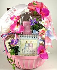 birthday gift baskets for women womens birthday gift basket for spa gift basket for