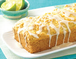 vanilla pound cake with lime glaze recipe vegetarian times