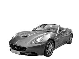Ferrari California Black - ferrari california t convertible auto salon singen