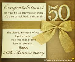 marriage celebration quotes 50th anniversary quotes 50th wedding anniversary quotes dgreetings