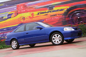 1994 honda civic 4 door honda civic si through the years history of the front drive sport