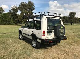 land rover rusty 1996 discovery se7 clean 2 owner rust free tx truck 6 000 land
