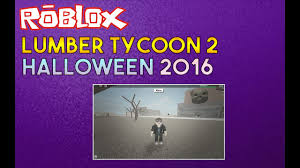 halloween textures lumber tycoon 2 halloween 2016 new textures youtube
