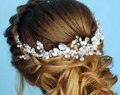 decorative hair combs bridal hair wedding pearl headpiece wedding hair