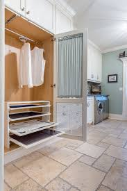 Cabinet Door Drying Rack Dry Wall Design Laundry Room Traditional With Clothes Drying Rack