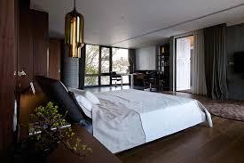 chambre homme couleur déco chambre à coucher au design créatif élégant et minimaliste