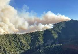 Wildfire Map Kamloops by July 2017 U2013 Wildfire Today
