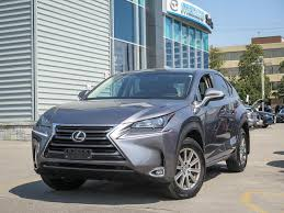 lexus used for sale by owner used 2016 lexus nx 200t awd one owner for sale in scarborough