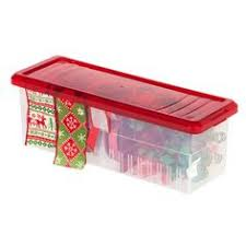 iris letter and size weathertight file box clear i home
