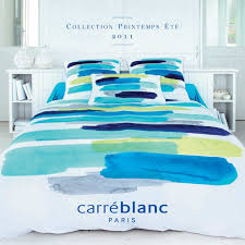 Carre Blanc Couette by