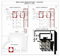 nicola girone progetto per un bed and breakfast divisare
