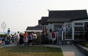 Cape Elizabeth Lights Maine Lobster Shack Offers Painterly Perspective The Boston Globe