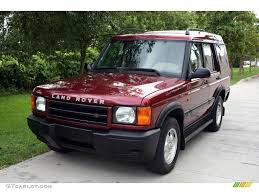discovery land rover 2000 2000 rutland red land rover discovery ii 16841540 gtcarlot com