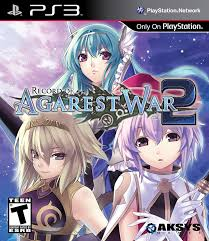 amazon com record agarest war 2 playstation 3 video games