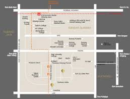 map usj 1 the condominium usj 1 usj uep subang jaya selangor