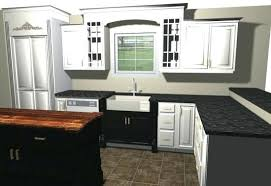 Distressed Black Kitchen Island White Kitchen Black Island U2013 Fitbooster Me
