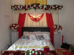Room Decoration With Flowers And Candles Classic Bedroom Decoration For Wedding Night With Magnificent