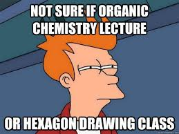 Organic Meme - 21 things that anyone who took organic chemistry understands