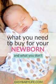 13 Newborn Essentials Baby Must by Not Sure Whether You Re Prepared And All Of The Newborn