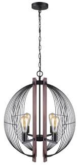 patriot lighting miner collection patriot lighting gage 4 light black with wood accents chandelier at