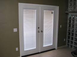 french doors with blinds between the glass i39 for awesome home